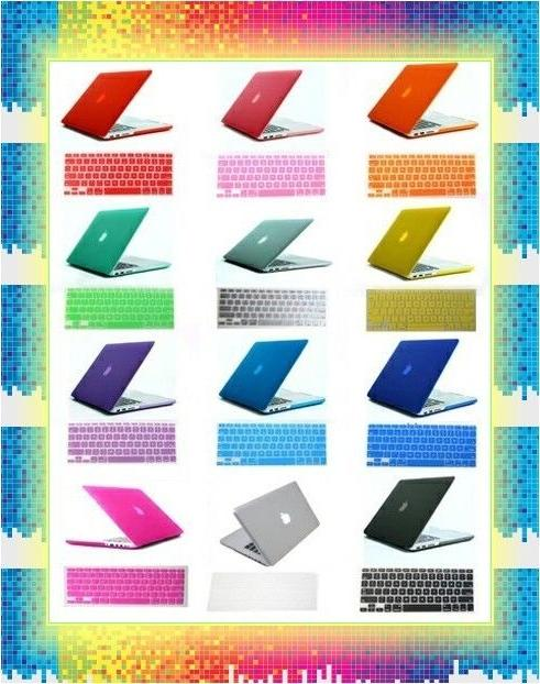Mosiso Pro 15 inch with Retina 2013-2015 Colorful Case