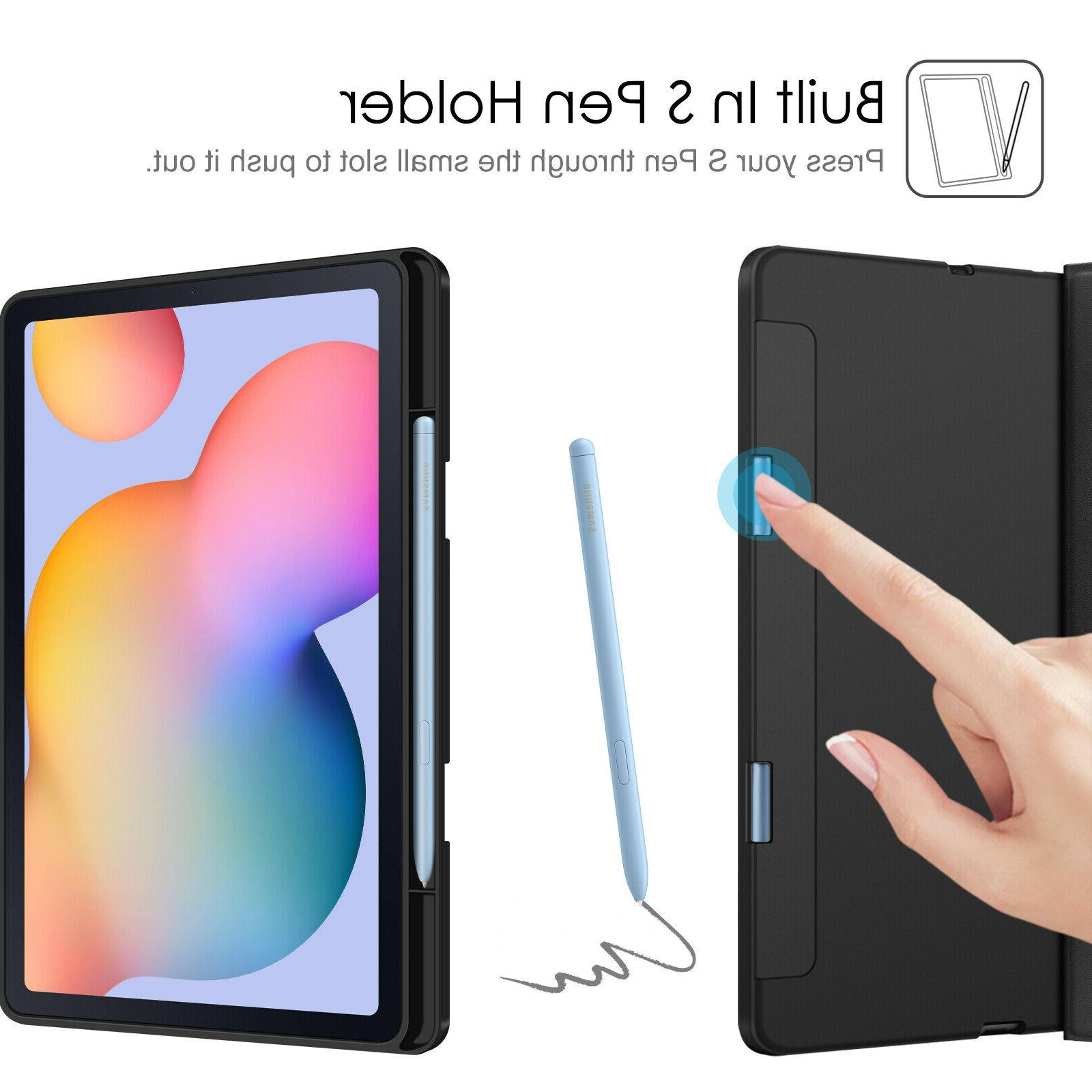 Case For Samsung Tab S6 2020 with Bluetooth Cover