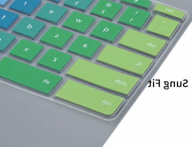"""Casebuy Thin Keyboard Cover 11 X360 11.6"""" Hp Chromeboo"""