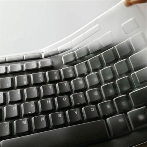 Clear Cover Skin for Logitech