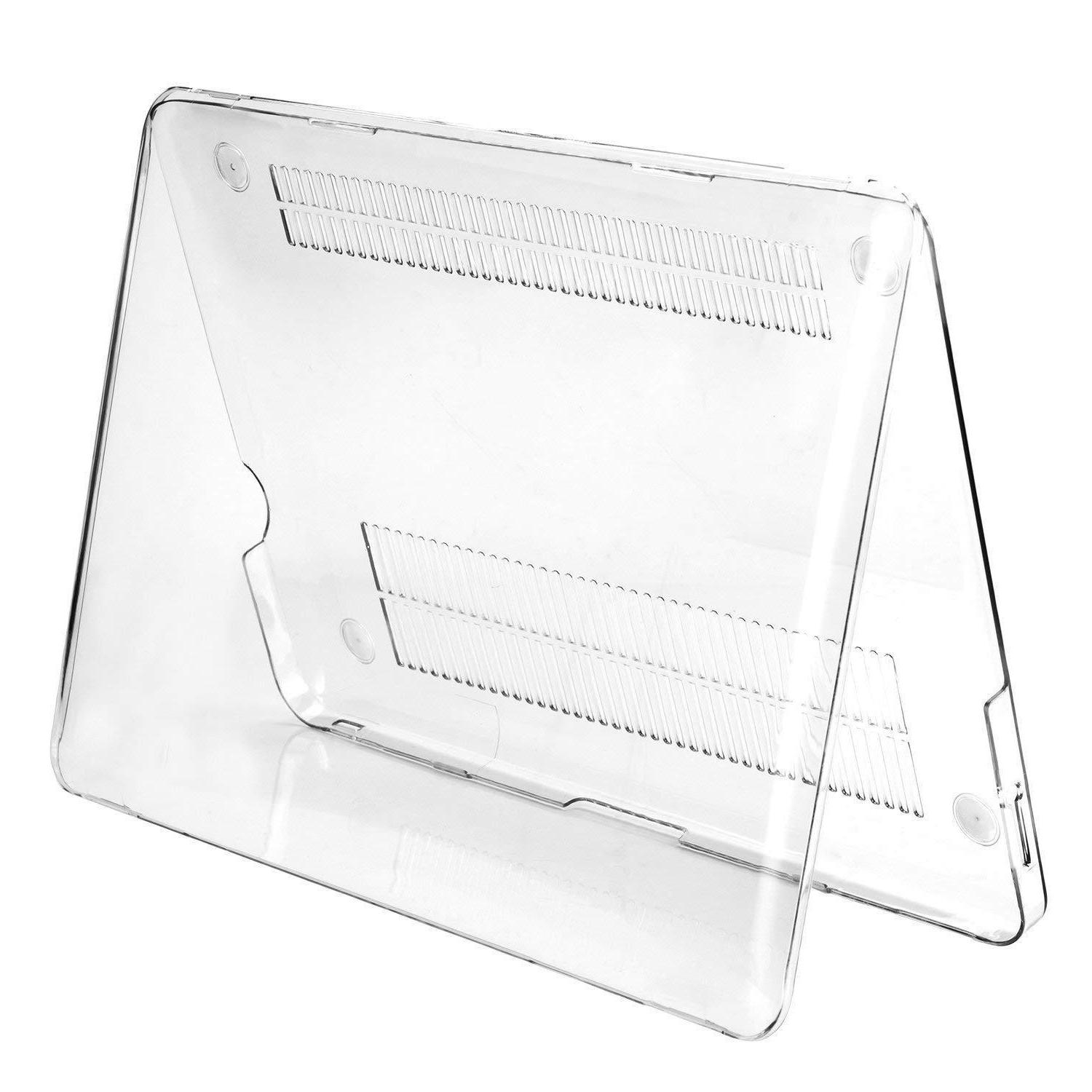 Mosiso Clear Cover for Macbook version keyboard