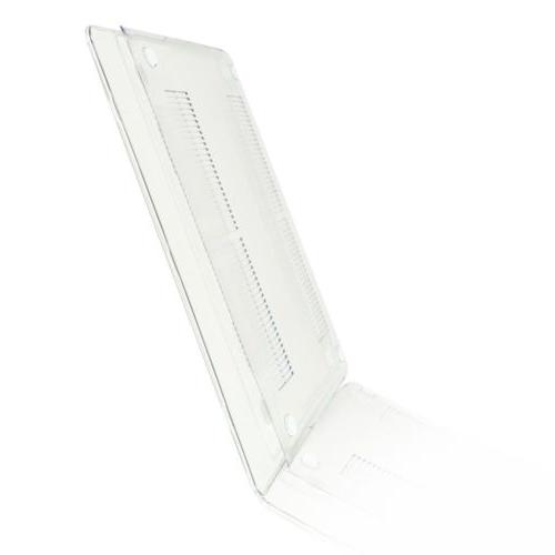 "Clear Cover+LCD MacBook Air Pro/Retina 12/13.3/15.4"""