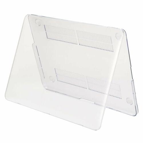 "Clear Cover+LCD MacBook Pro/Retina 12/13.3/15.4"""