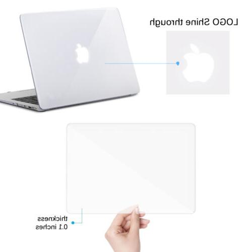"Clear Crystal+Keyboard Cover MacBook Pro 11 13"" 15"""