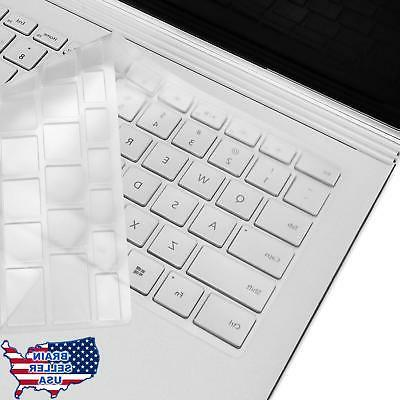 clear tpu keyboard cover skin