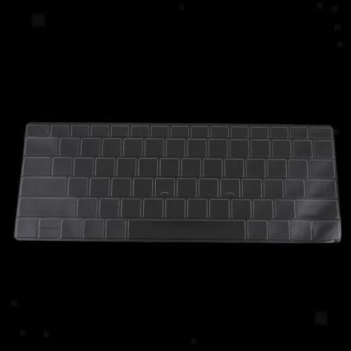 Clear TPU Laptop Keyboard Protector Cover Skin for Microsoft