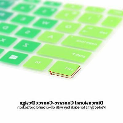 New Colorful Keyboard Cover 15.6? Series 2018 HP