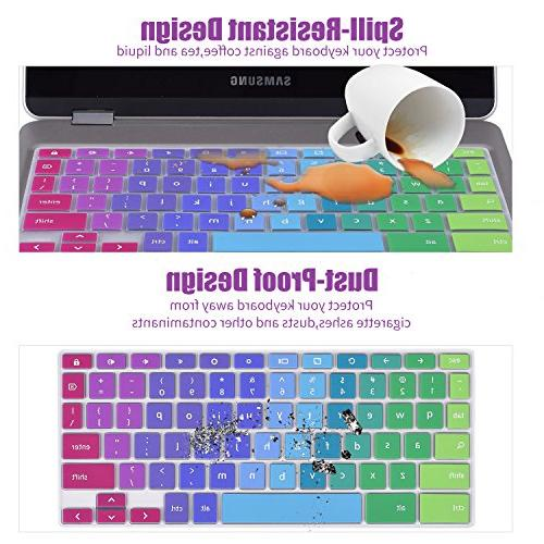 Colorful Skin Compatible 12.3 XE510C24 XE513C24 Samsung Plus Soft-Touch Skin,