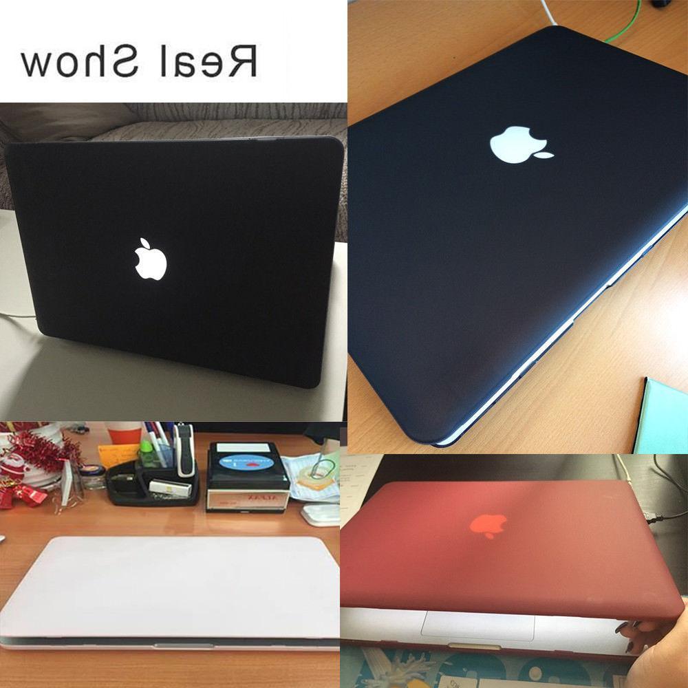 Mosiso Macbook Hard Case Pro 13 Model Keyboard +Screen Skin
