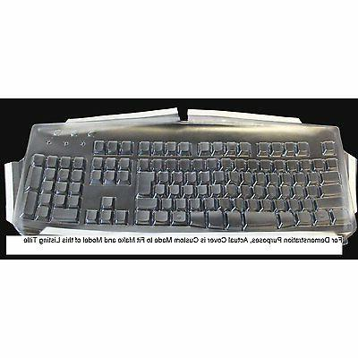 Viziflex Custom Made Cover for Dell E5420 Keyboard-634G89 Ke