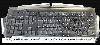 custom made keyboard cover for logitech g110