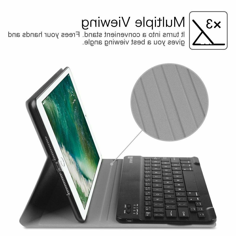 Detachable Bluetooth Keyboard Case Cover iPad 2018 / Pro 10.5