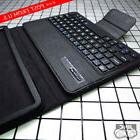 detachable bluetooth keyboard leather case cover