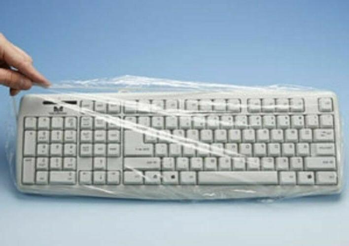 disposable protection cover quantity of 100 keyboard
