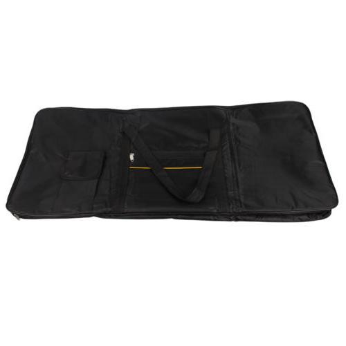 Black Elastic Bag for Electronic Keyboards