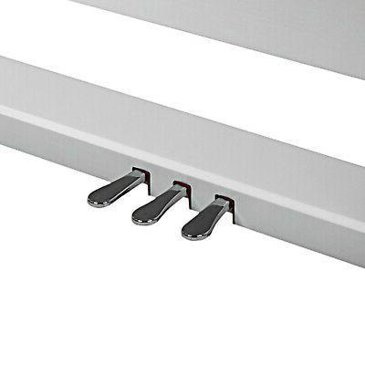 Electric Piano Keys W/3-Pedal Board Keyboard PRO