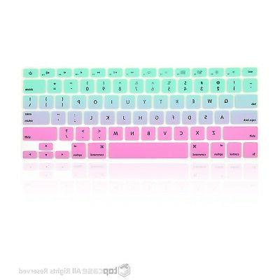 "TOP CASE - Ombre Keyboard Cover Skin Macbook 13"" Unibody/Old..."