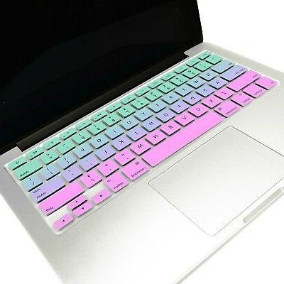 faded ombre series keyboard cover skin