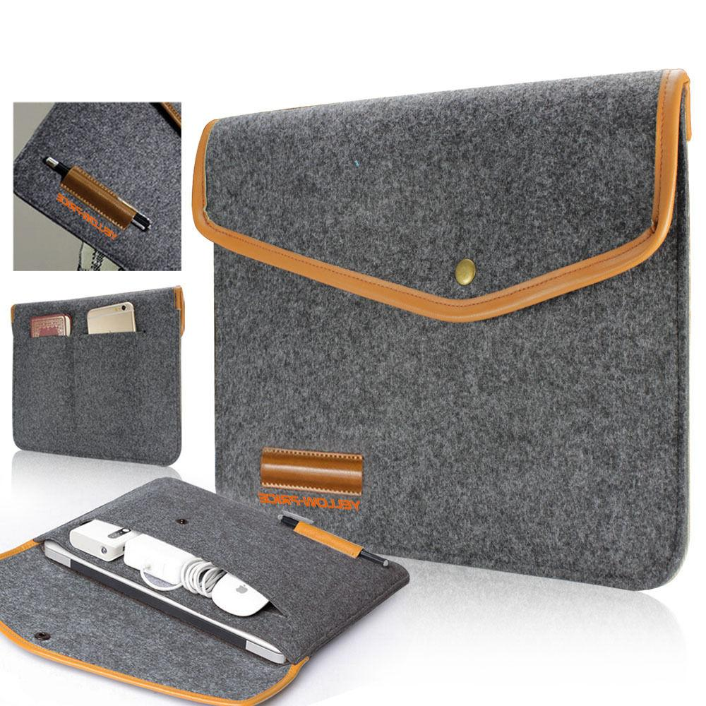 soft laptop sleeve case cover bag