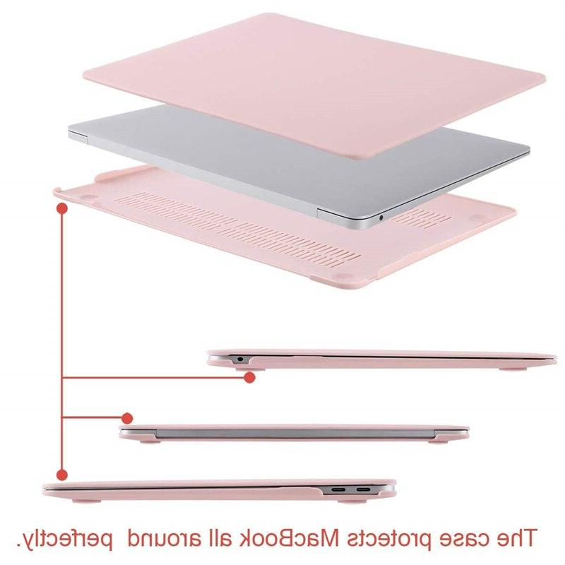 <font><b>MOSISO</b></font> Case New Air with <font><b>Keyboard</b></font> <font><b>Cover</b></font> Crystal Matte Hard for macbook