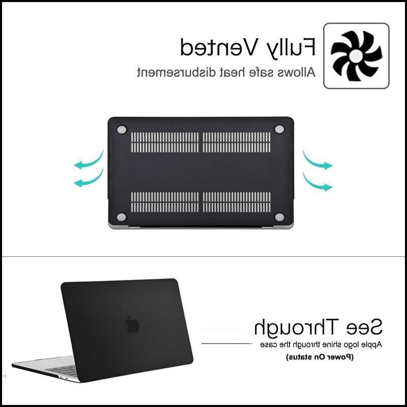 <font><b>MOSISO</b></font> Crystal Matte 13 CD Pro 15 Protective Laptop Hard <font><b>Cover</b></font>