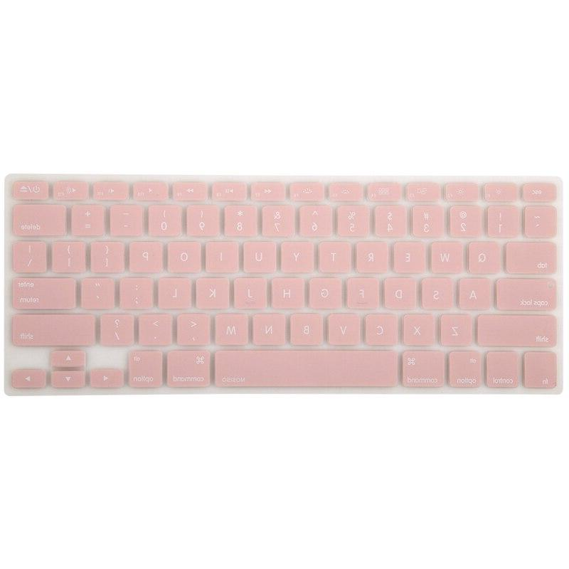 <font><b>MOSISO</b></font> Silicone <font><b>Keyboard</b></font> Protector For MacBook 13 Pro 13 Film new