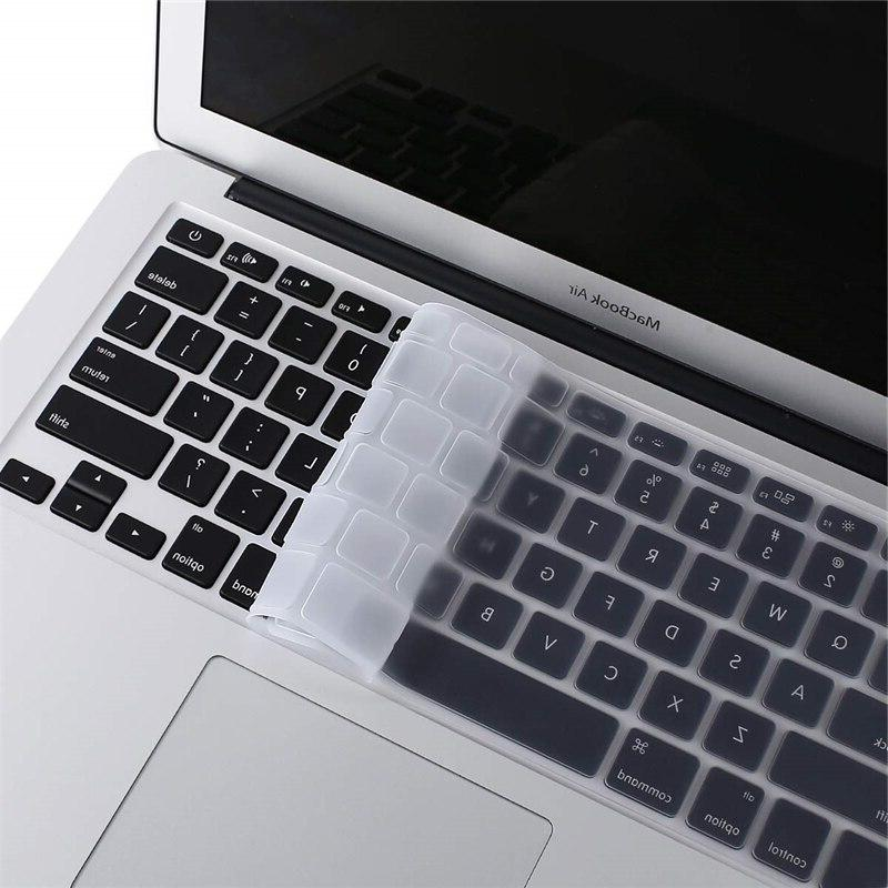 <font><b>MOSISO</b></font> Silicone <font><b>Cover</b></font> 11 12 Touch Bar 2016 2017