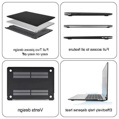 "Fr Macbook Air 13"" Rubberized Hard Case & 2020"