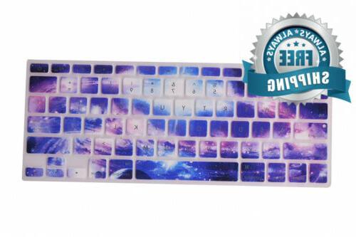 Dogxiong Galaxy Texture Silicone Keyboard Thin Skin