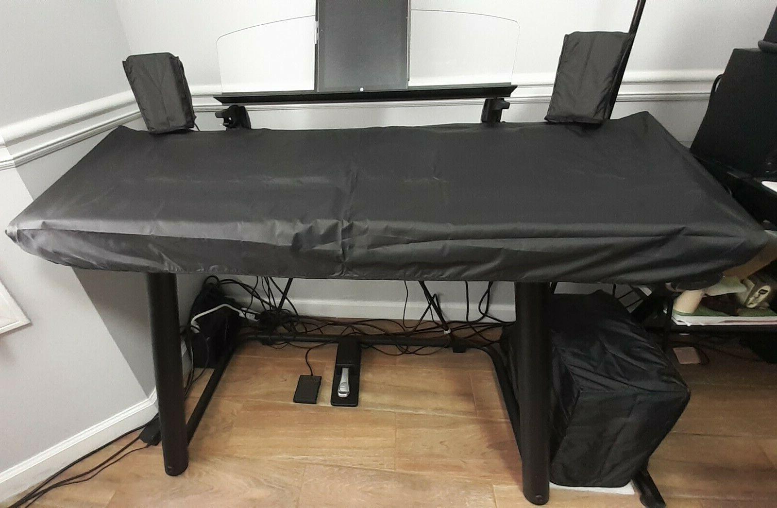 genos dust cover full set for keyboard