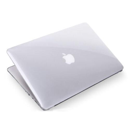 Glossy Clear Hard Case+Keyboard Cover Air 11 Retina