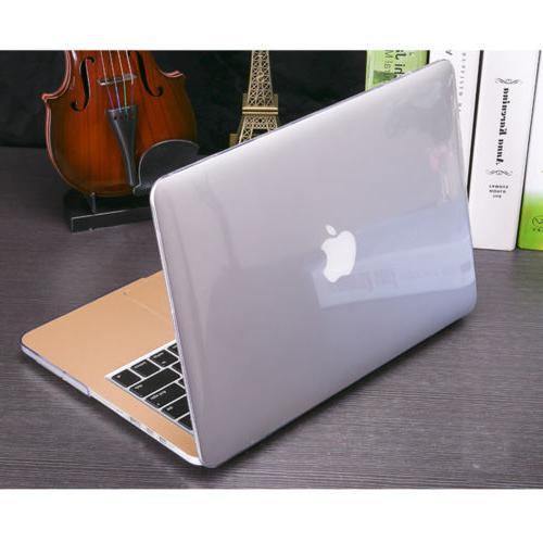 Glossy Clear Shell Case+Keyboard Cover MacBook Air Retina