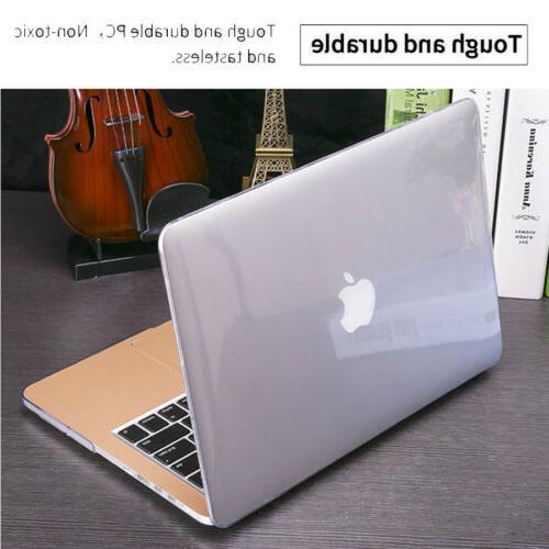 Glossy Clear Case+Keyboard Cover MacBook 11 12