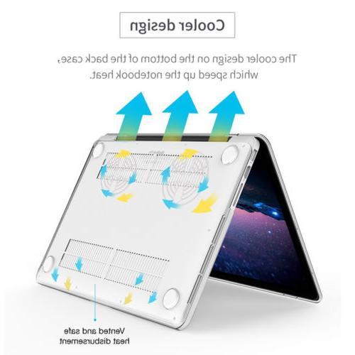Glossy Clear Case+Keyboard MacBook Pro 11 12 13