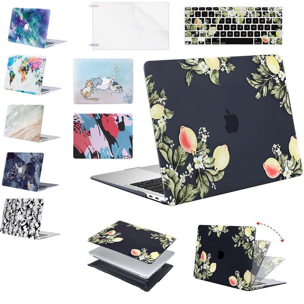 Mosiso Hard Matte Case for Apple Macbook Air 13 A1466 w Keyb