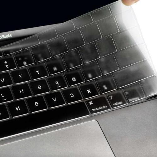 Hard + Keyboard Cover Protector For 13