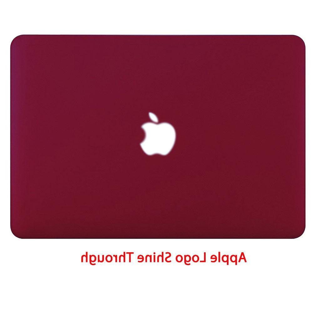 Rubberized MacBook