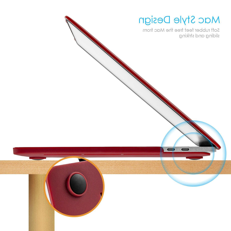 Hard Protective Case Cover Keyboard MacBook Air 13/15 Retina