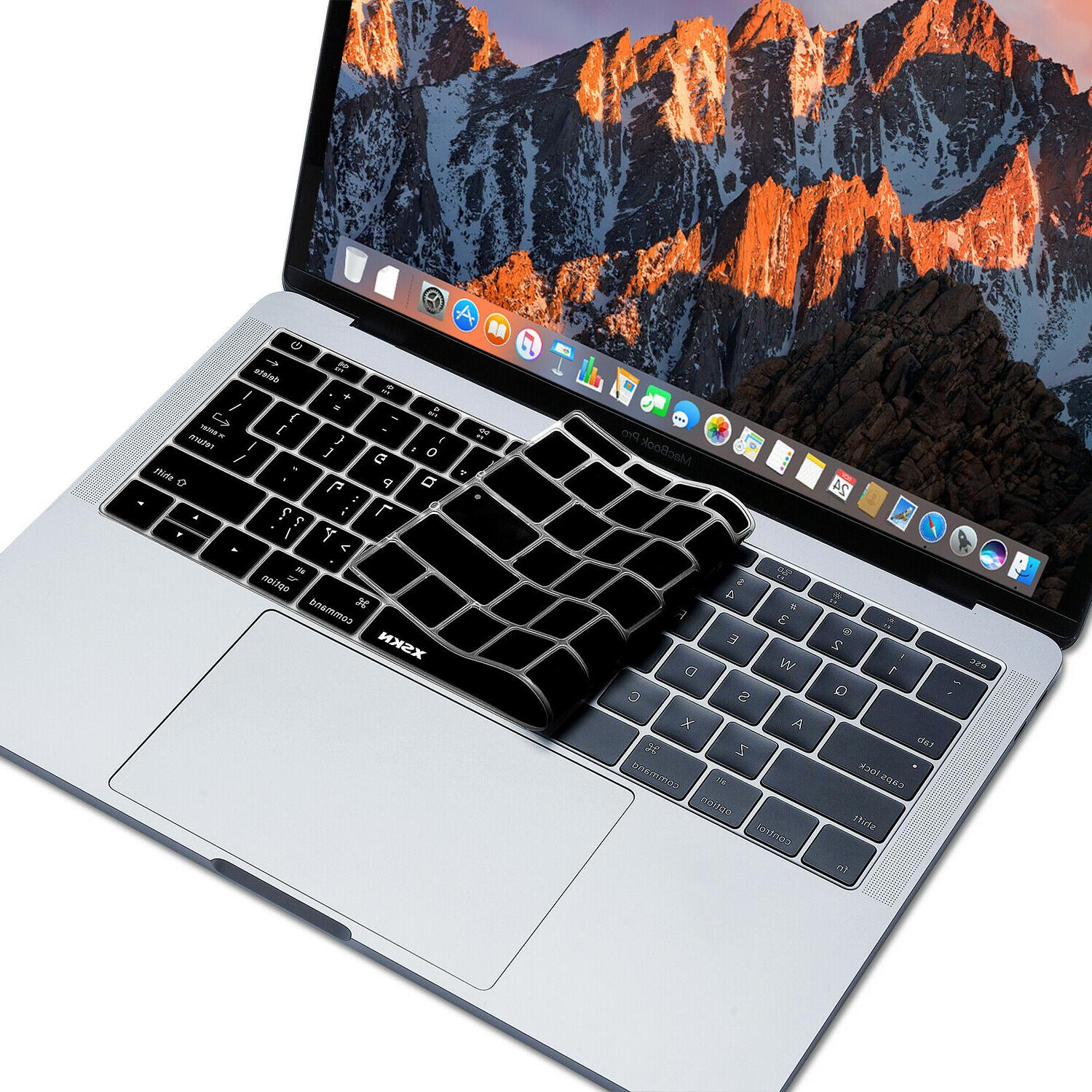 XSKN Hebrew Keyboard Cover for Macbook no 12-A1534