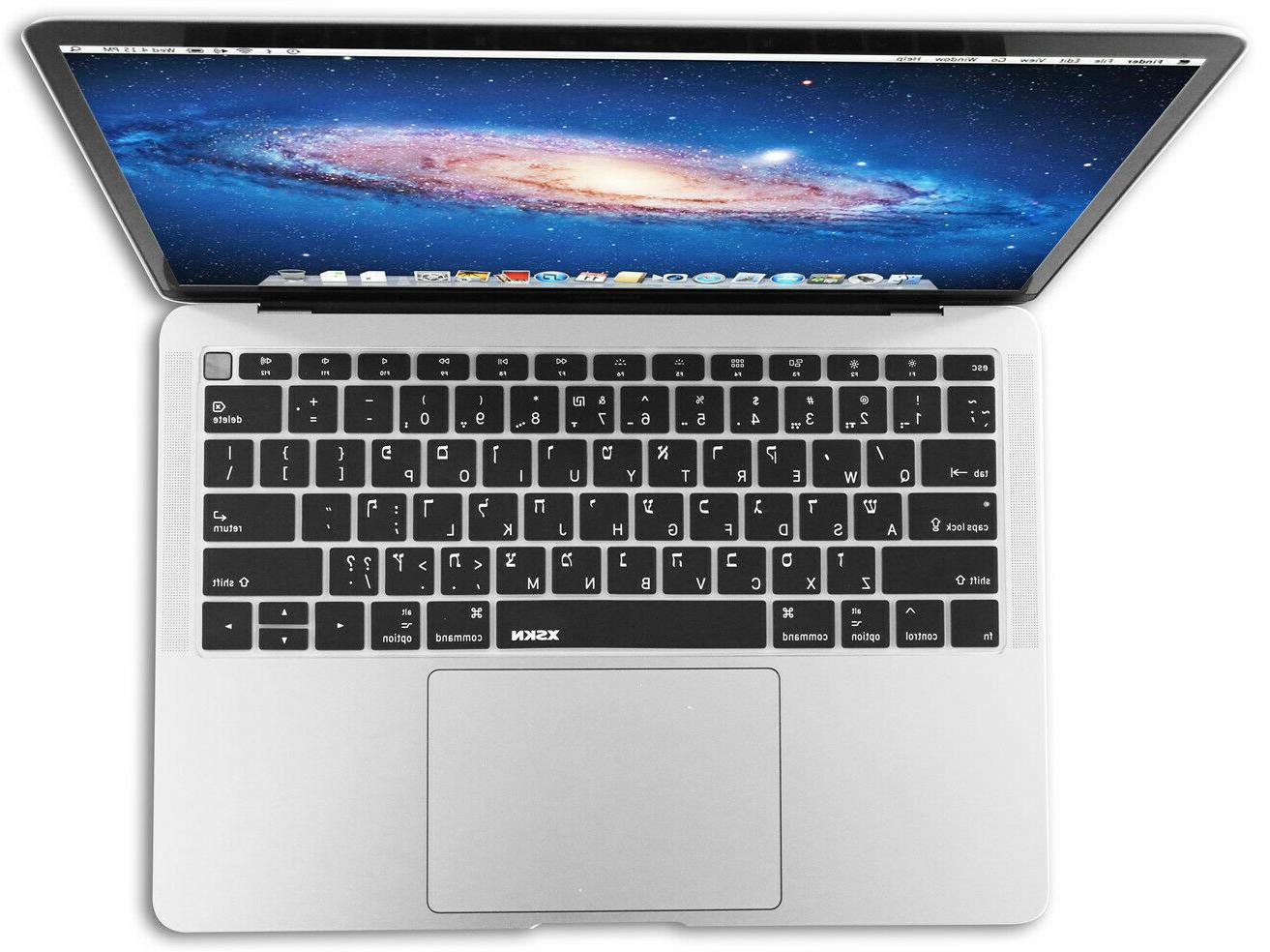 """XSKN Keyboard for MacBook Air 13"""" with Touch"""