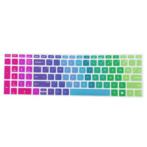 silicone laptop keyboard skin protector cover