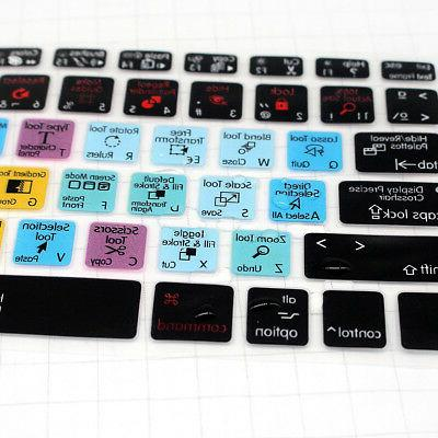 HRH Hot Key Shortcut Silicone Cover Skin