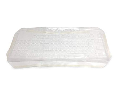 anti microbial keyboard cover compatible