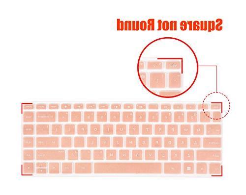 CaseBuy Keyboard HP x360 14M-BA 14-BF Series 14M-BA114DX 14M-CD0001DX 14M-CD0003DX 14-BF050WM 14-BW065NR, Rose
