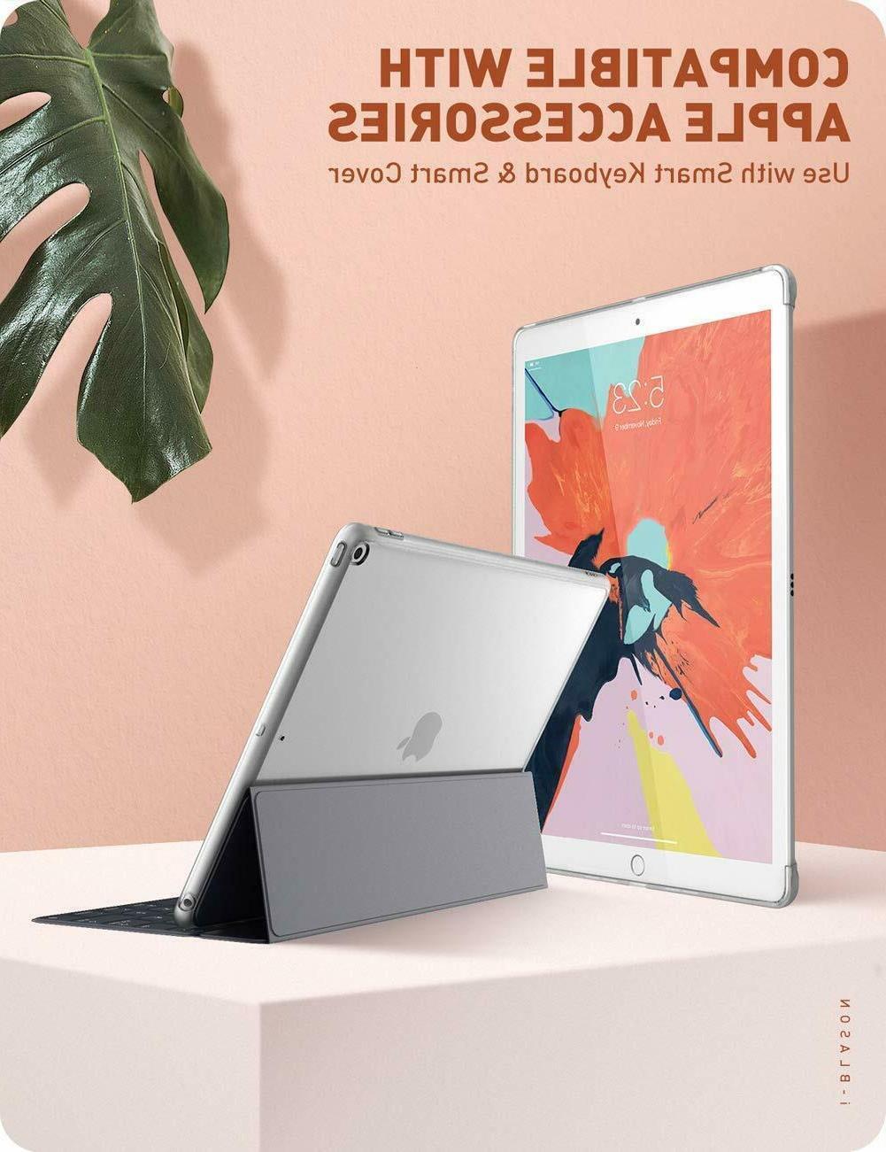i-Blason iPad 7th Generation 10.2 2019 Slim Case Compatible