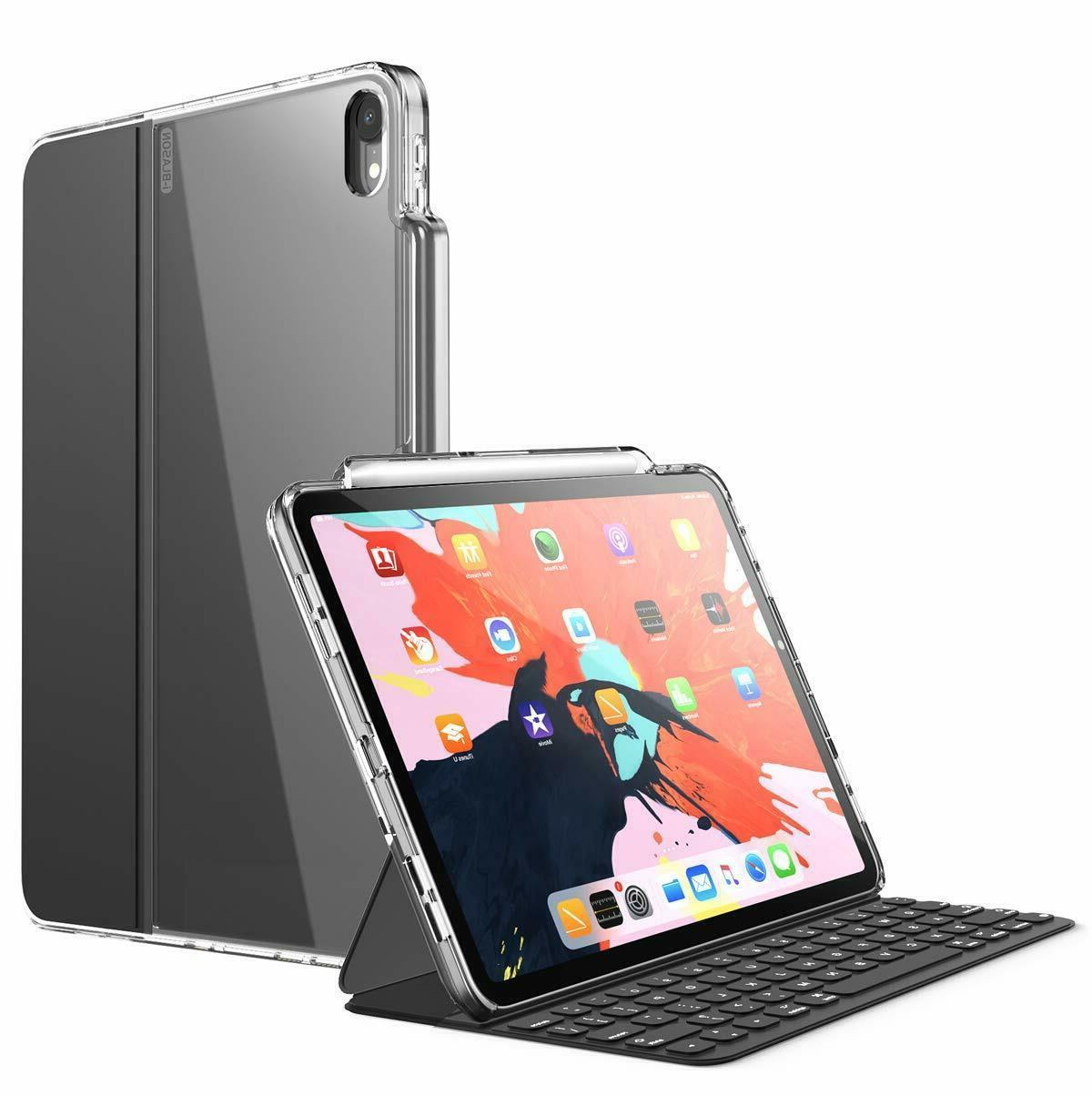 i-Blason iPad Pro 11/12.9 Case 2018 Smart Keyboard Compatibl