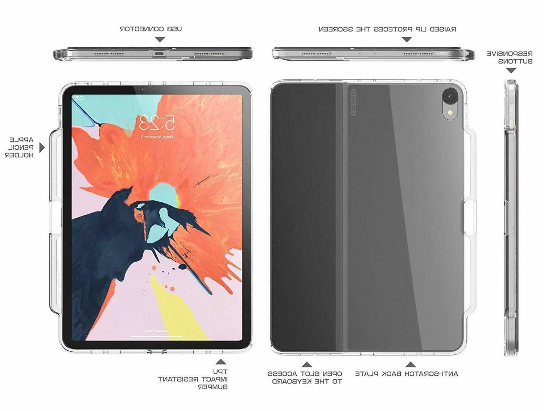 i-Blason iPad Case Compatible Slot