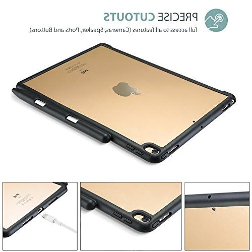 ProCase iPad Pro 10.5 Case, Companion for iPad Inch, Cover with Apple Holder, with Apple Keyboard