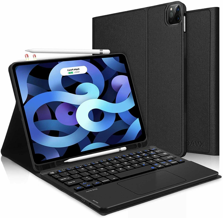 iPad 4th 10.9 2020 Backlit Case ipad pro Cover w/ pen