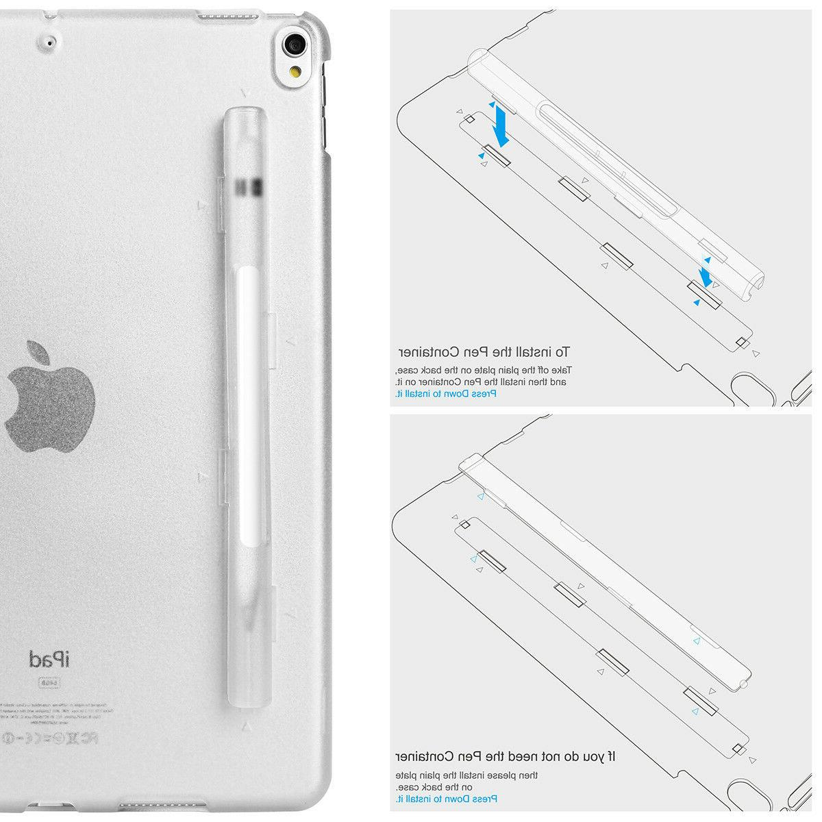 iPad Pro Case Compatible Smart Keyboard